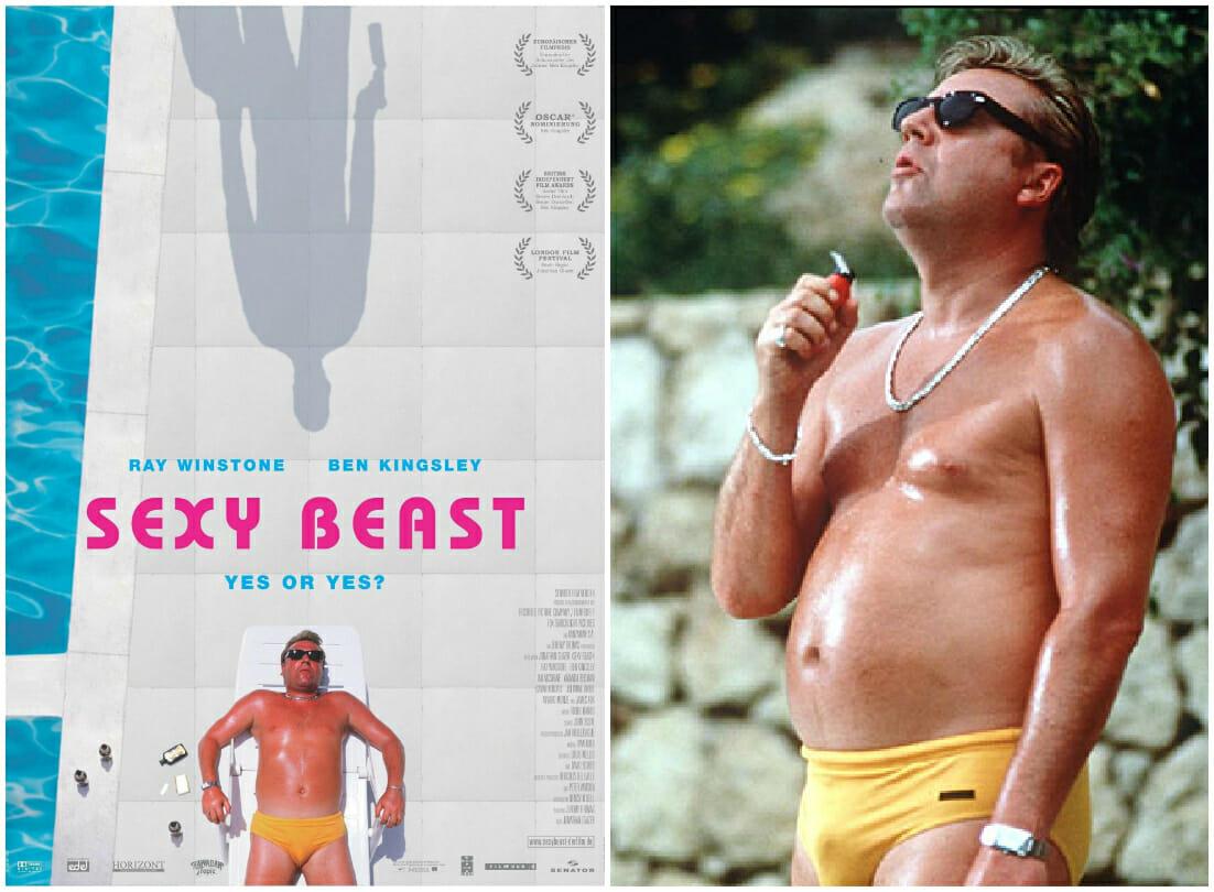 Ray Winstone Sexy Beast