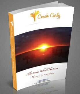 The Secrets Behind The Secret E Book Cover