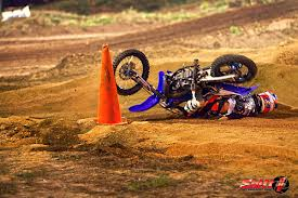 MX crash