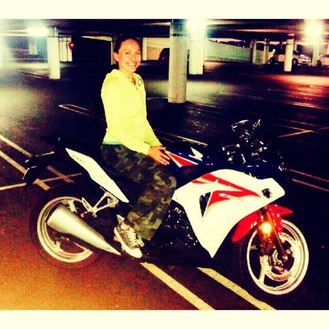 Carly motorbike